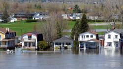 La pluie risque de provoquer la crue des rivières dimanche et