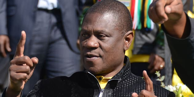 Mashatile instead said the ANC should strive for a consensus when it comes to the 105-year-old liberation movement's succession debate.