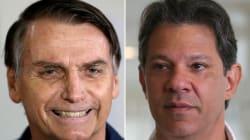 Ibope: Bolsonaro, 59%, e Haddad,
