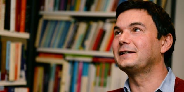 Thomas Piketty conseille Benoît Hamon.