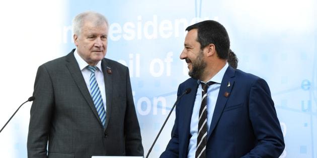 Salvini in copertina su Time, 'il nuovo volto d'Europa' - Politica