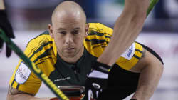 Super Drunk Olympic Curler, Teammates Kicked Out Of