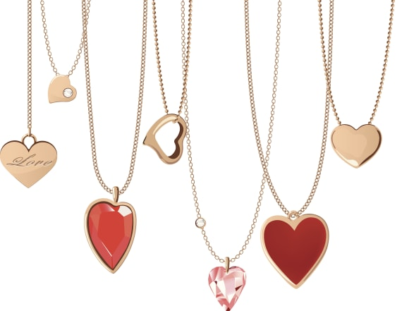 Over 20 jewelry pieces to gift this Valentine's Day