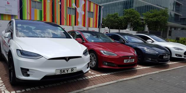 Tesla vend (littéralement) zéro voiture après avoir été privé d'aides publiques sur le marché stratégique d'Hong Kong