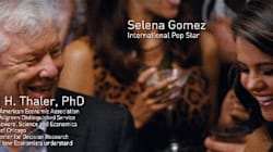 Quand le Nobel d'Économie donnait la réplique à Selena Gomez dans un film