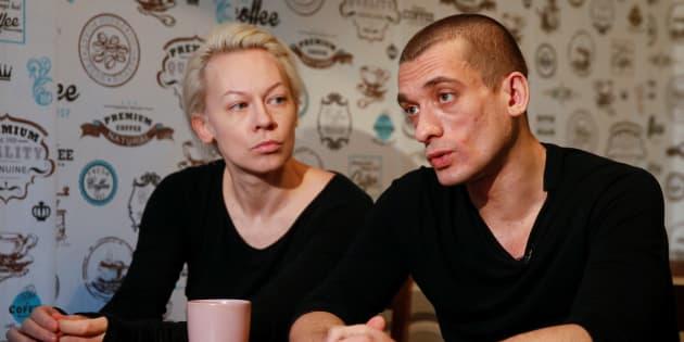 Le procès à huis clos de Piotr Pavlenski en dit long sur le fonctionnement de la justice en France