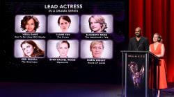 Consulta la lista completa de nominados a los premios Emmy