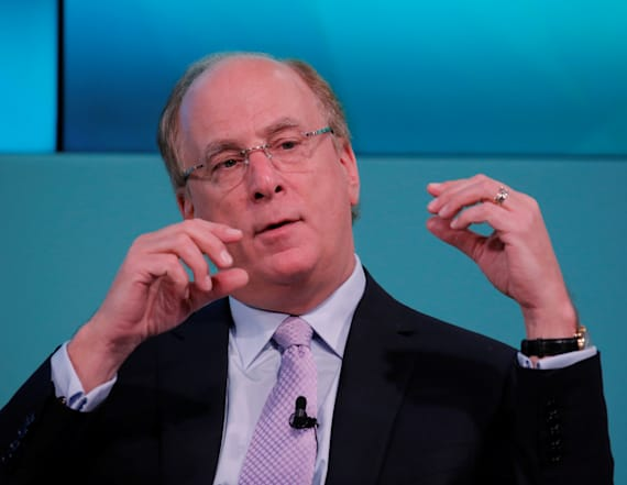 BlackRock CEO: Market will be higher in 10 years
