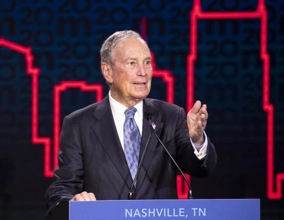 Bloomberg campaign names three 'viable' candidates
