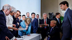 Ces 5 photos résument parfaitement la fracture avec Trump lors du