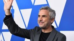 La respuesta de Alfonso Cuarón al tuit de Helen