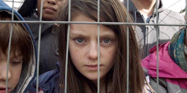 Save the Children released a new video depicting the fictional story of a young girl fleeing war-torn Englandacross Europe as a refugee.