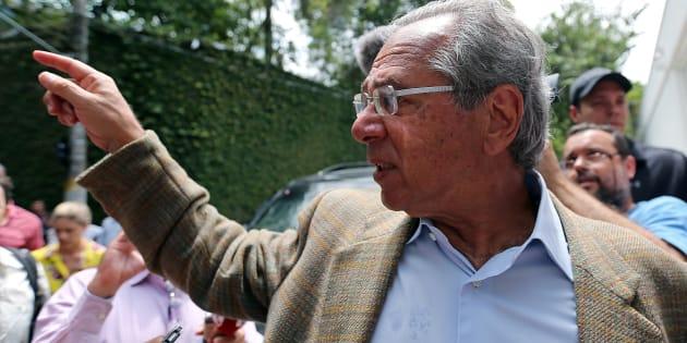 Paulo Guedes deve ser o superministro da Economia de Bolsonaro.
