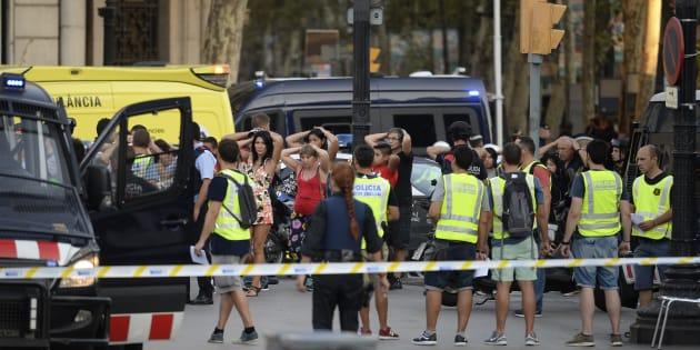 Da'ech revendique l'attentat de Barcelone