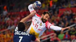 Les handballeurs français éliminés en demi-finale de l'Euro par