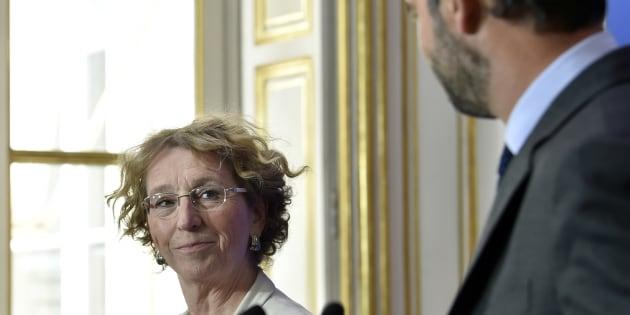 La ministre du Travail Muriel Pénicaud dirigeait Business France, visée par une enquête sur l'organisation d'un déplacement en 2016 à Las Vegas d'Emmanuel Macron.