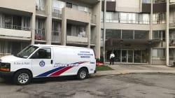 La police de Toronto fouille l'appartement de Faisal