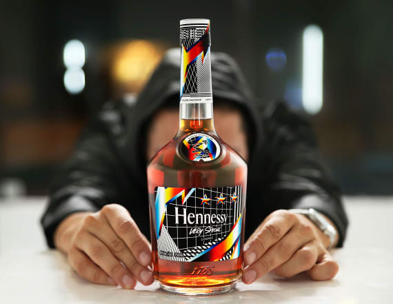 Hennessy unveils its latest V.S. edition bottle