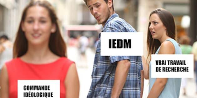 Le personnel de l'IEDM ferait bien d'enlever ses œillères idéologiques quand vient le temps de parler de choses aussi importantes que l'éducation et la réussite éducative des élèves du Québec.