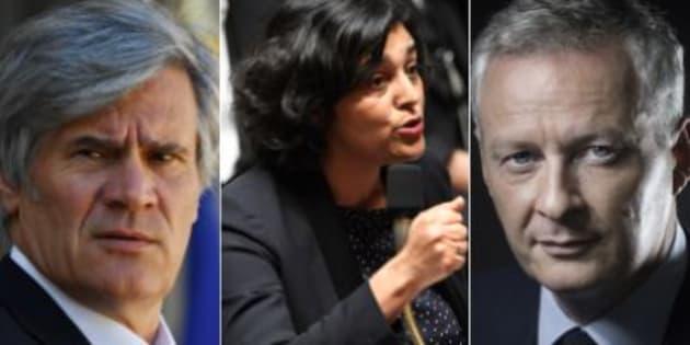 """Législatives 2017: Le Maire, Le Foll, El Khomri, ces tenors qui n'auront pas de candidats """"En Marche"""" face à eux"""