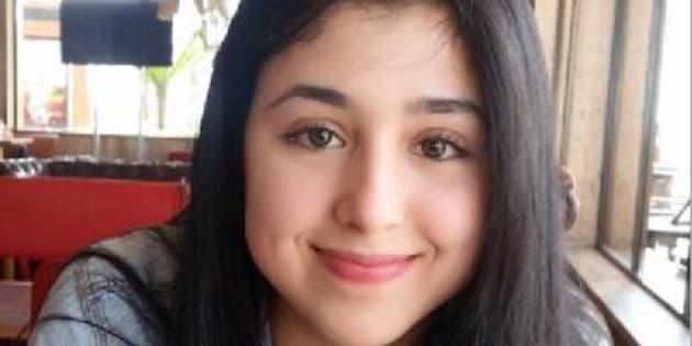 Une adolescente disparue à Montréal