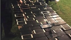 Coachella Pick-Pocket Steals 100 Phones, But Forgets To Turn Them