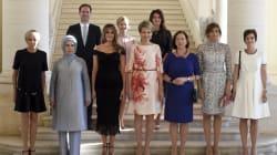 VIDEO: La disruptiva foto de las primeras damas en la cumbre de la