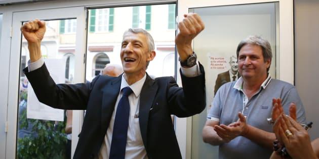 Résultats législatives 2017: un nationaliste Corse pour la première fois élu député dans la 1ere circonscription de Haute-Corse