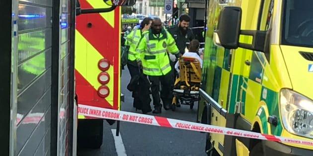 Ce que l'on sait de l'attentat dans le métro de Londres