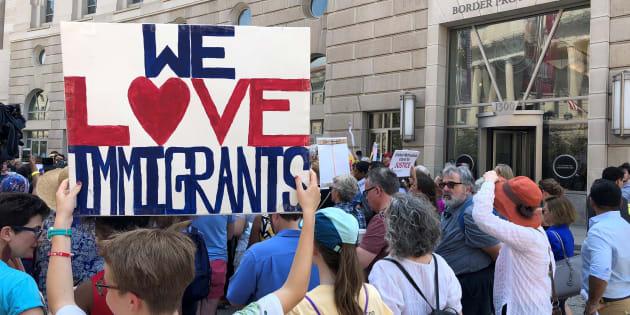 Los empresarios estadounidenses hicieron un llamado a Donald Trump para frenar la separación de niños migrantes de adultos en la frontera.