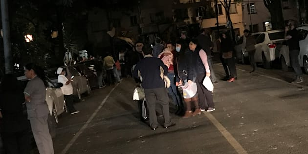 At least two dead as magnitude 8.4 quake rocks Mexico