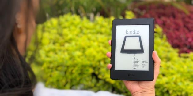 El Kindle Paperwhite tiene una pantalla de alta resolución de 300 ppp para textos con calidad láser.