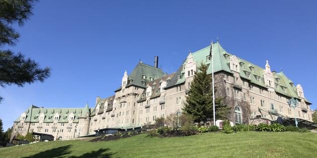 Les dirigeants du G7 résideront au Manoir Richelieu à La Malbaie lors de leur séjour.