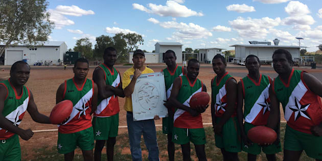 Meet the possible champions of the Barkly Australian Football League.