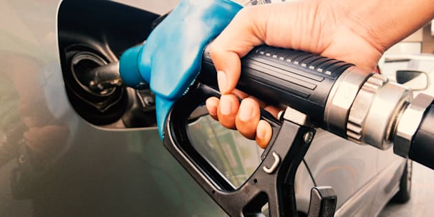 Easing gas prices took Canada's inflation rate down a notch in August, Statistics Canada data shows.