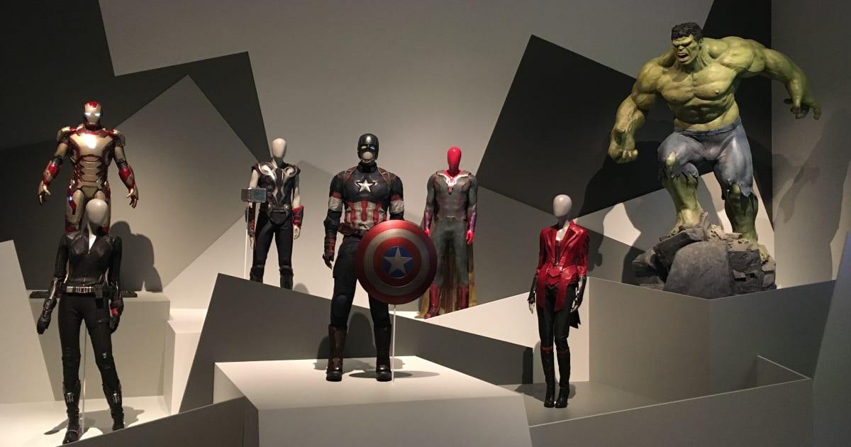 D Printing Exhibition Brisbane : Brisbane just opened the biggest marvel art exhibition