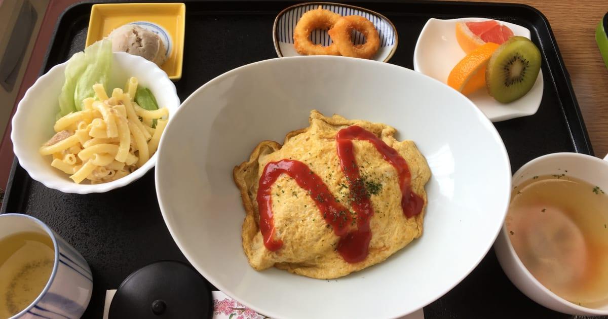 les plateaux repas servis dans cet h pital japonais font r ver huffpost qu bec. Black Bedroom Furniture Sets. Home Design Ideas