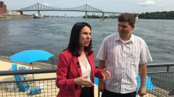 Projet Montréal promet un bain portuaire dans un premier