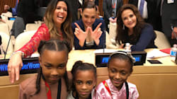 Wonder Woman Named U.N. Ambassador For Empowerment Of Women And