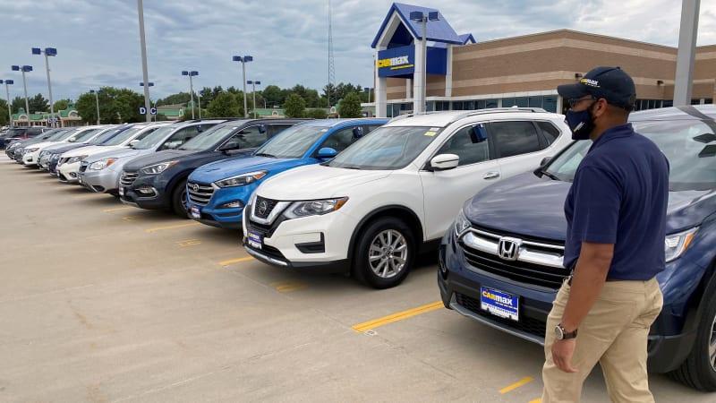 Gebrauchtwagenpreise steigen im Juli erneut, aber langsamer als zuvor