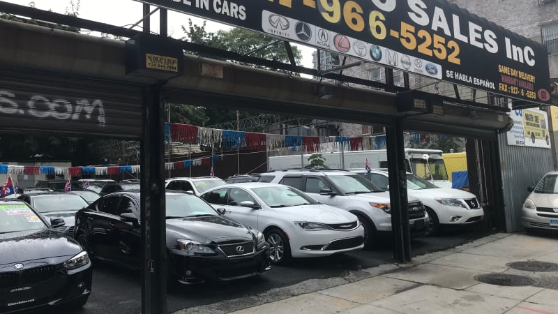 Biggest driver of price increases, inflation worries: Used cars