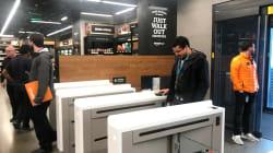 Cómo funciona Amazon Go, el primer supermercado sin