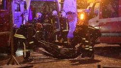 Un autobus fonce dans un passage souterrain à Moscou et tue plusieurs
