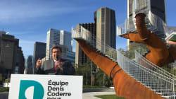 Denis Coderre prêt à municipaliser la gestion du Palais des