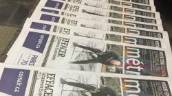 TC Media vend le journal «Métro» et 29 autres