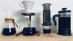 BLOGUE Techniques manuelles: il n'y a pas juste l'espresso pour profiter d'un bon
