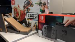 Vous voulez essayer Nintendo Labo avec vos enfants? Armez-vous de