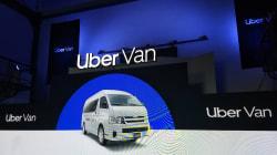Uber Van llega a Monterrey para mejorar la