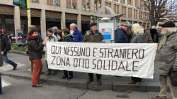 A Milano solo tafferugli. Il presidio antifascista prova ad andare contro la manifestazione di Casa