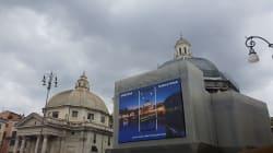 Le due chiese di piazza del Popolo a Roma non sono più